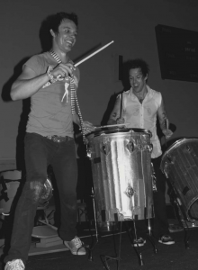 Recycled Percussion at CSUSB