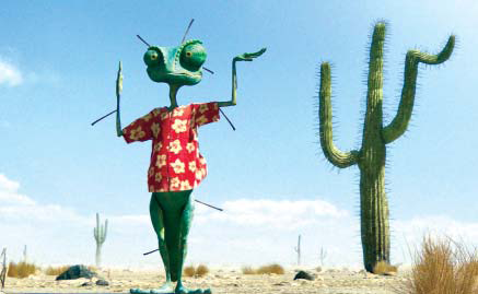 Rango camouflages rating guidelines