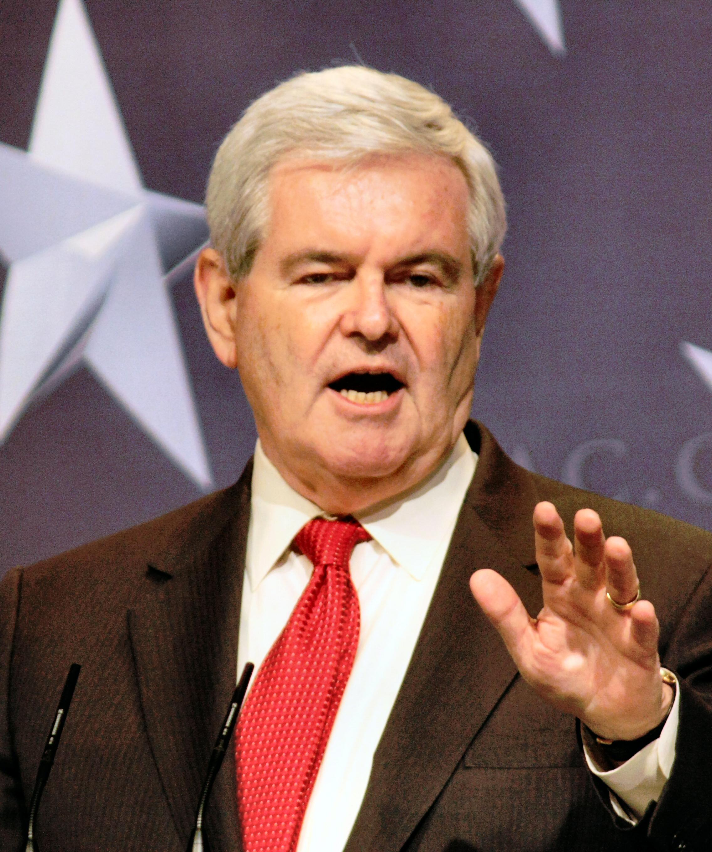 Keep Gingrich out of presidential affairs