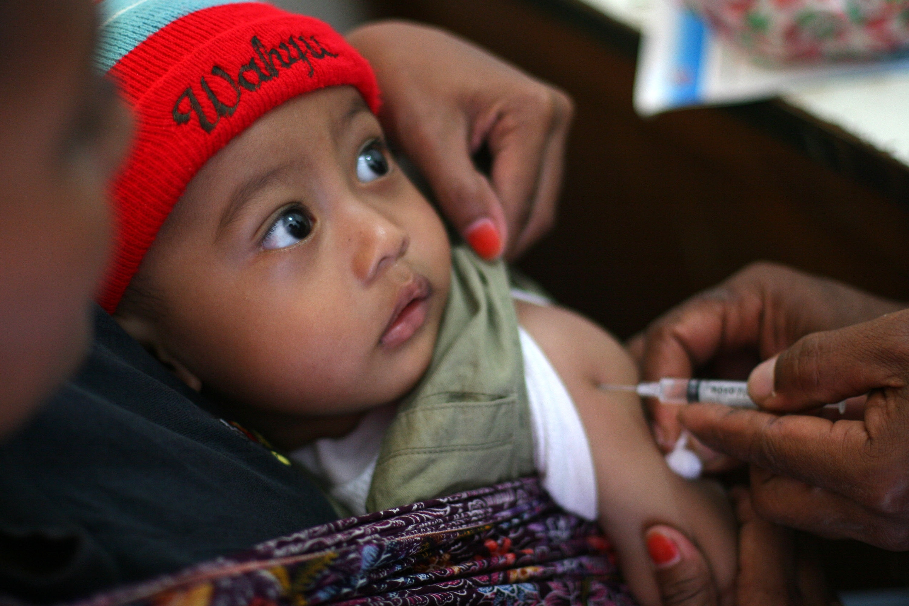 Measles outbreak puts children at risk