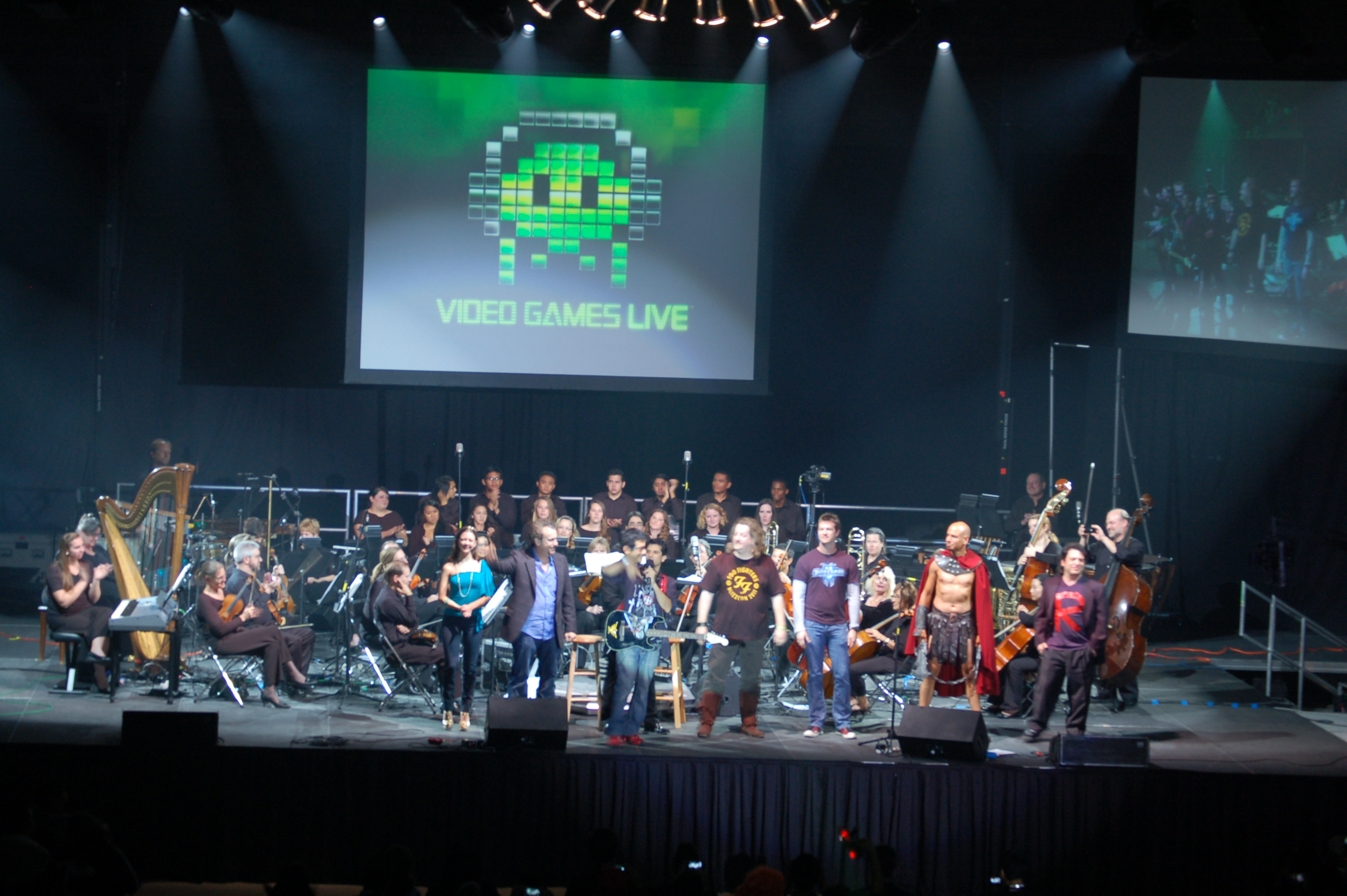 Video Games Live takes CSUSB to the next level