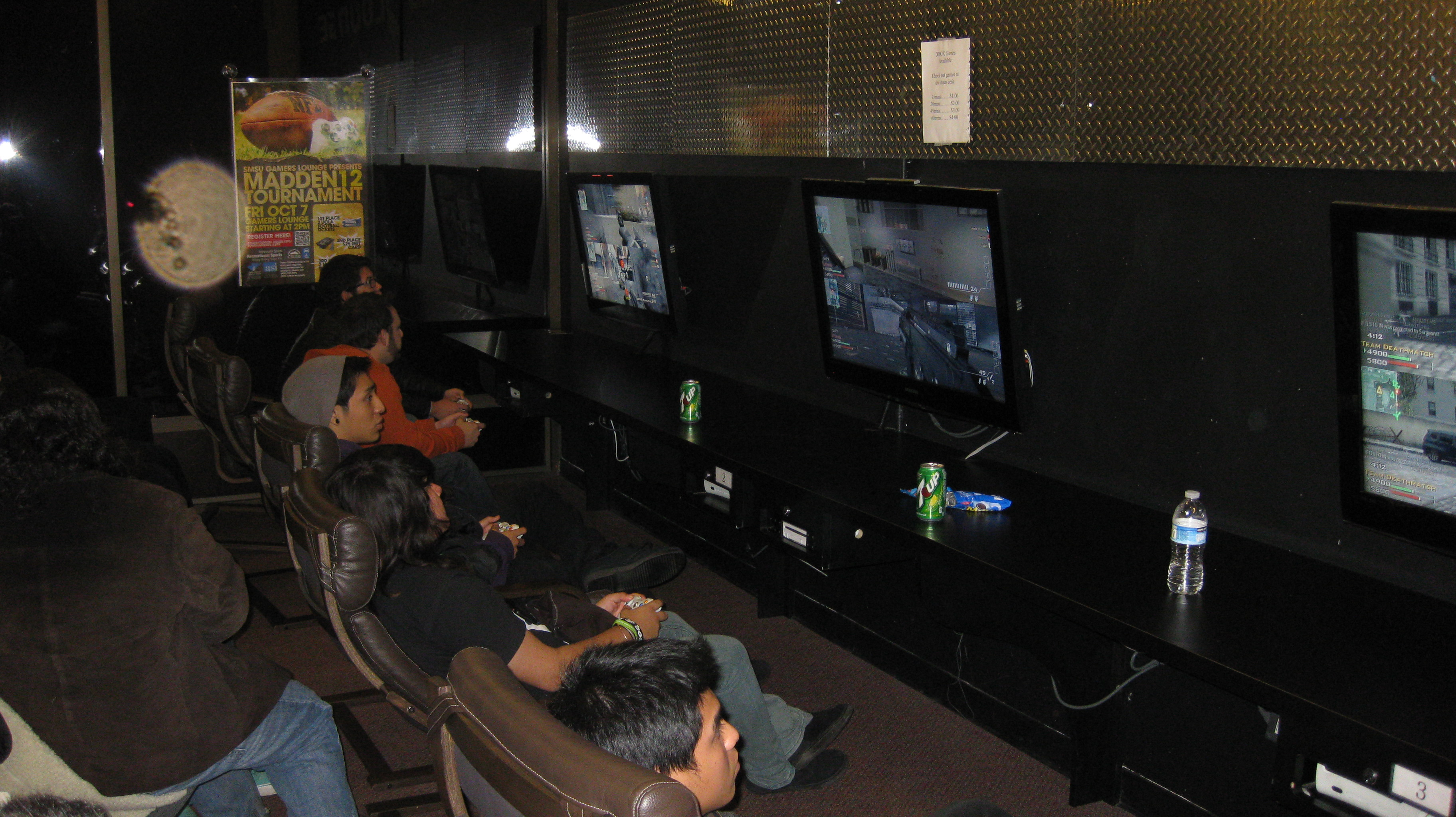Midnight Madness calls gamers to duty
