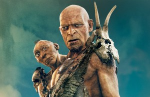 """General Fallon (on the right) and his brother (on the left) from """"Jack the Giant Slayer."""" Photo courtesy of Warner Bros. Pictures."""