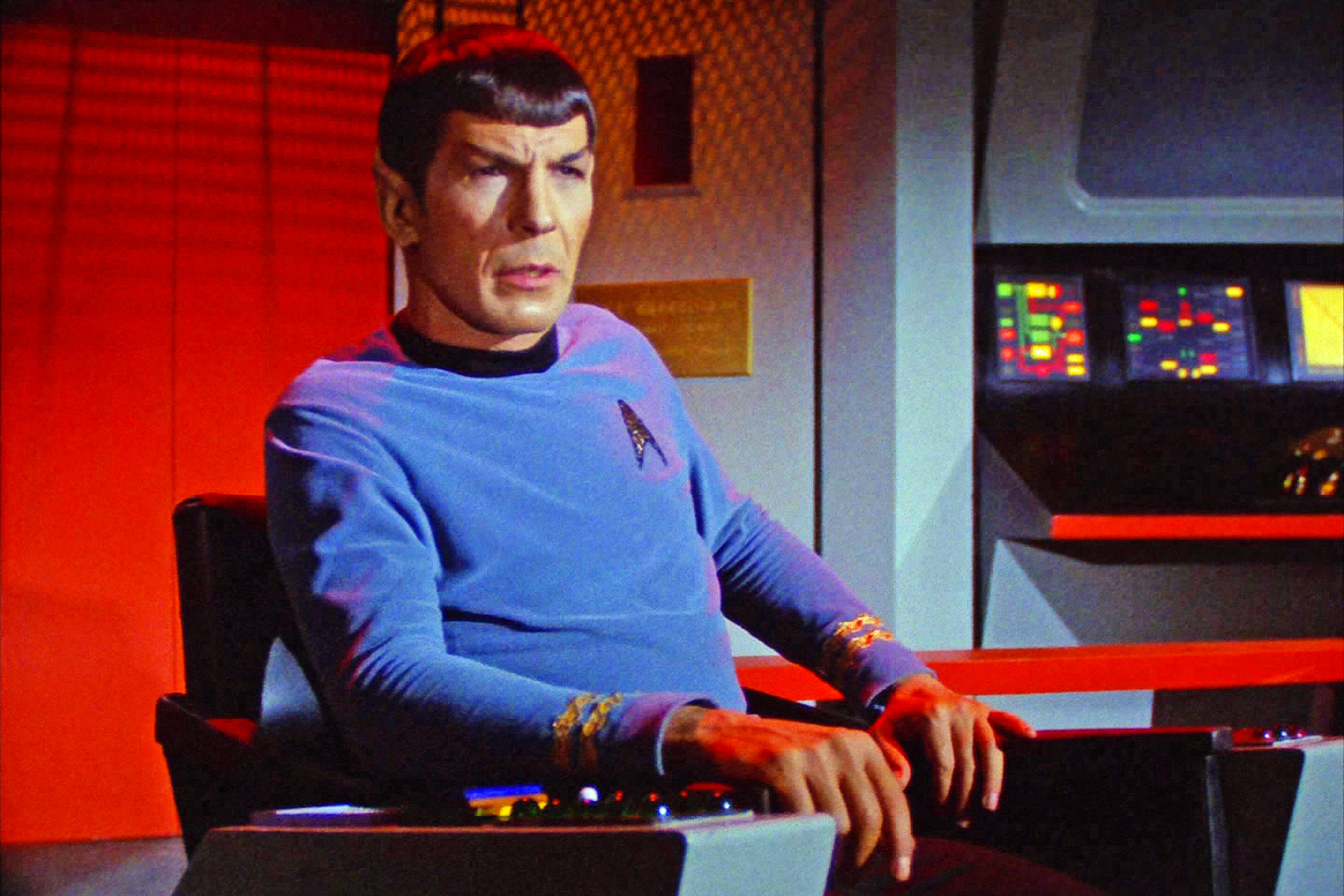 "Nimoy will ""live long and prosper"" in our hearts"