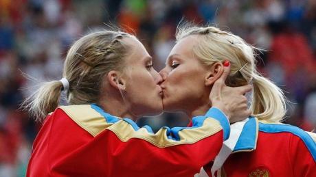Photos de sport gay