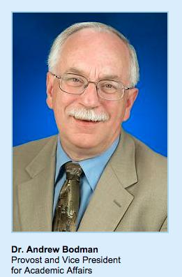 CSUSB Provost's resignation faculty response