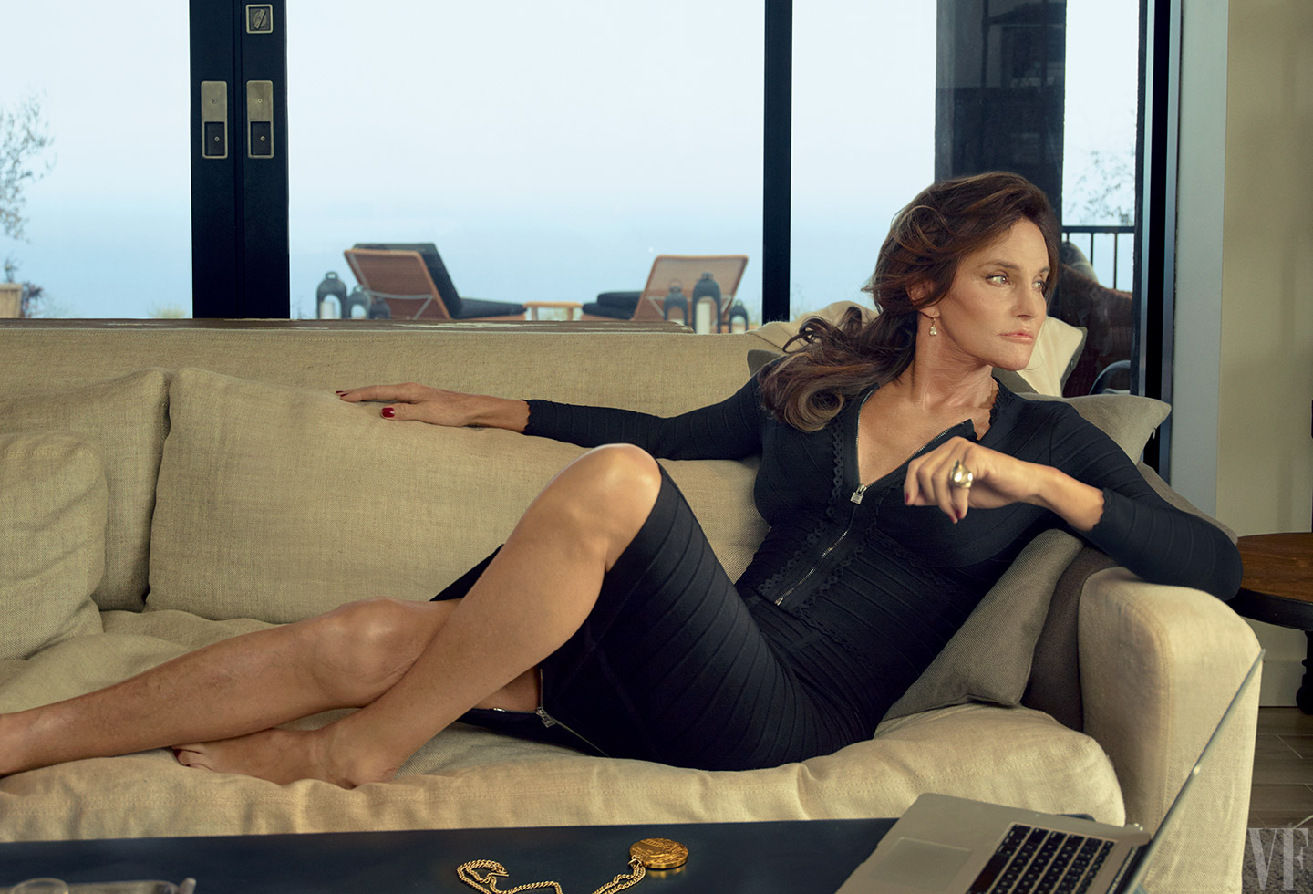 Caitlyn Jenner inspires authenticity