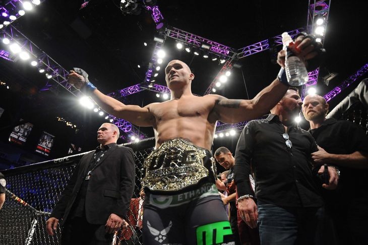 The inspiring resurgence of Robbie Lawler: The history-making career of a prizefighter