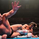 Hiroshi Tanahashi, Minoru Suzuki, NJPW
