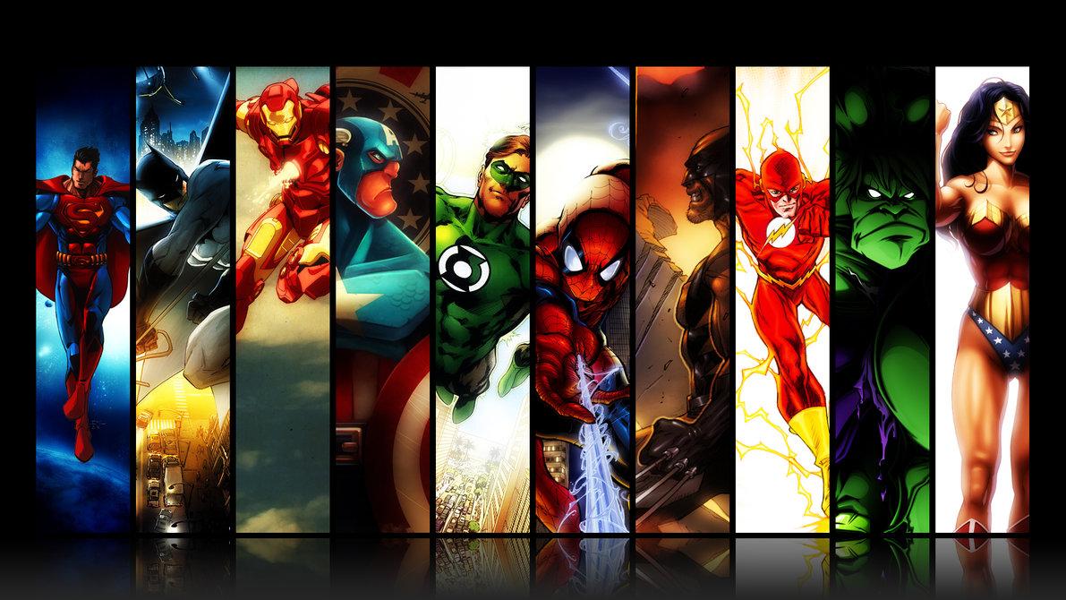 Marvel DC Comics