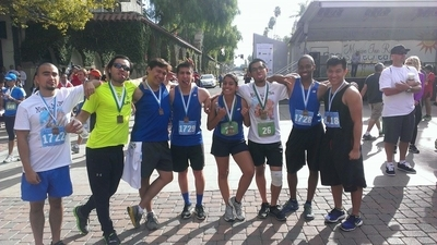 Join the CSUSB Coyote Running Club