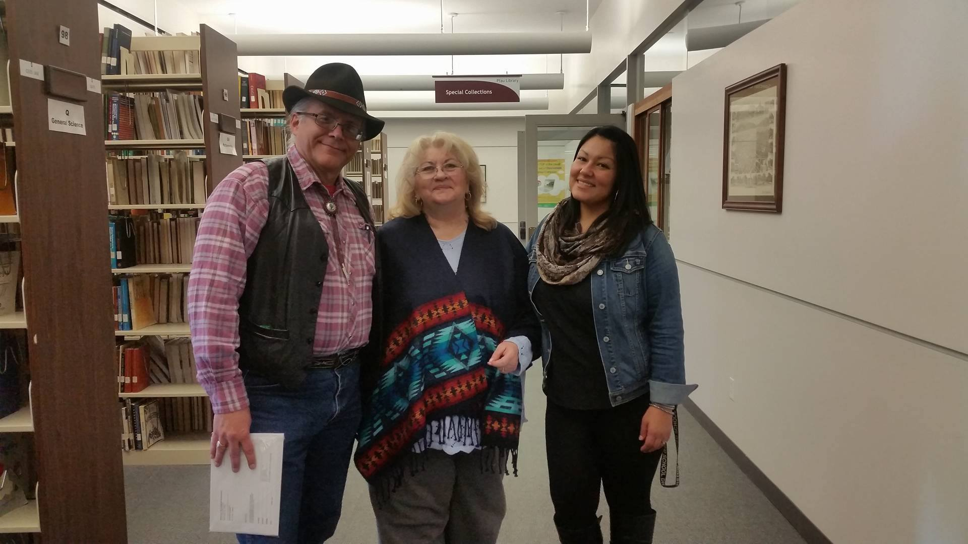 NAISA to open First Nation Center