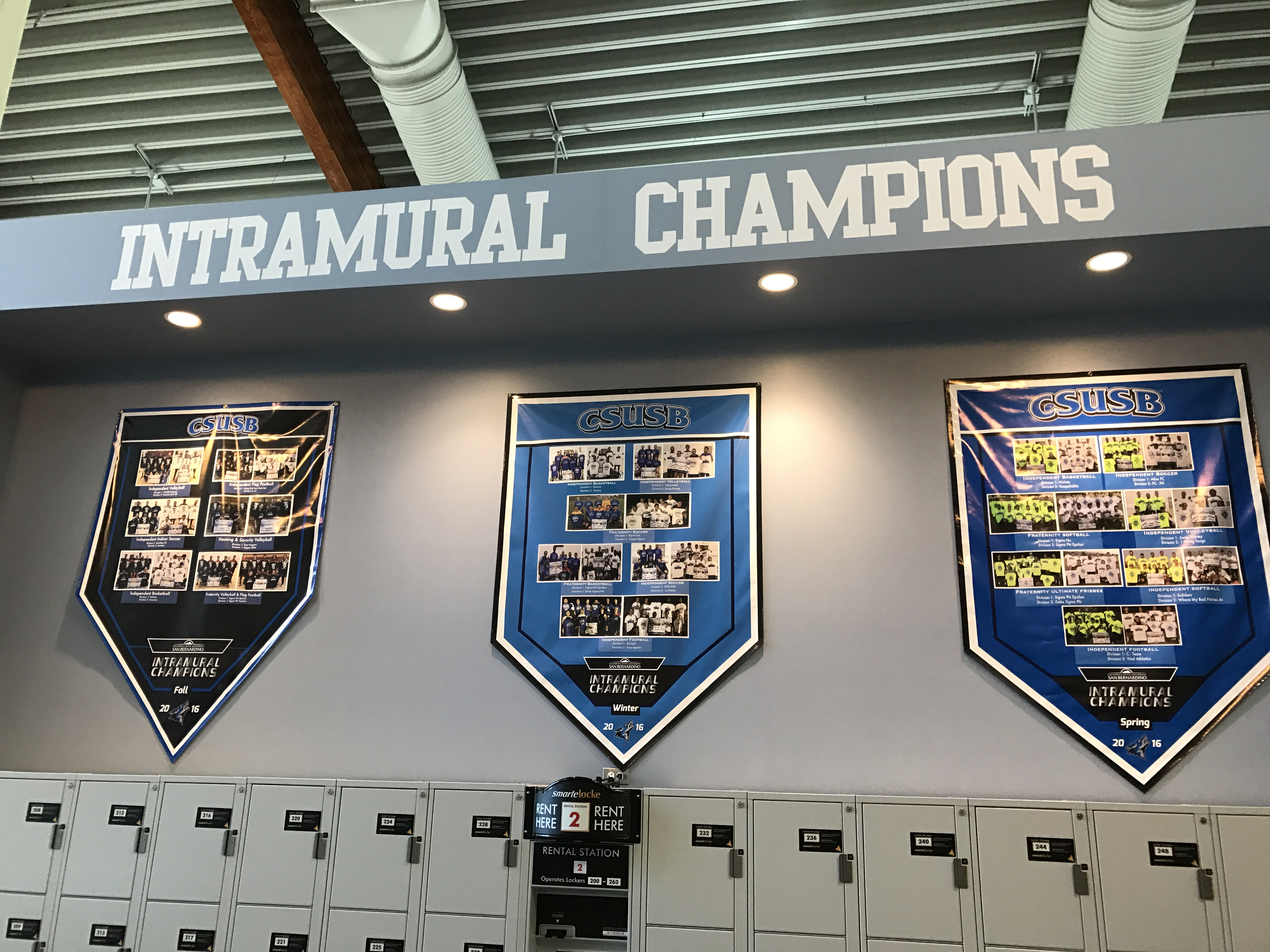 Intramurals at CSUSB
