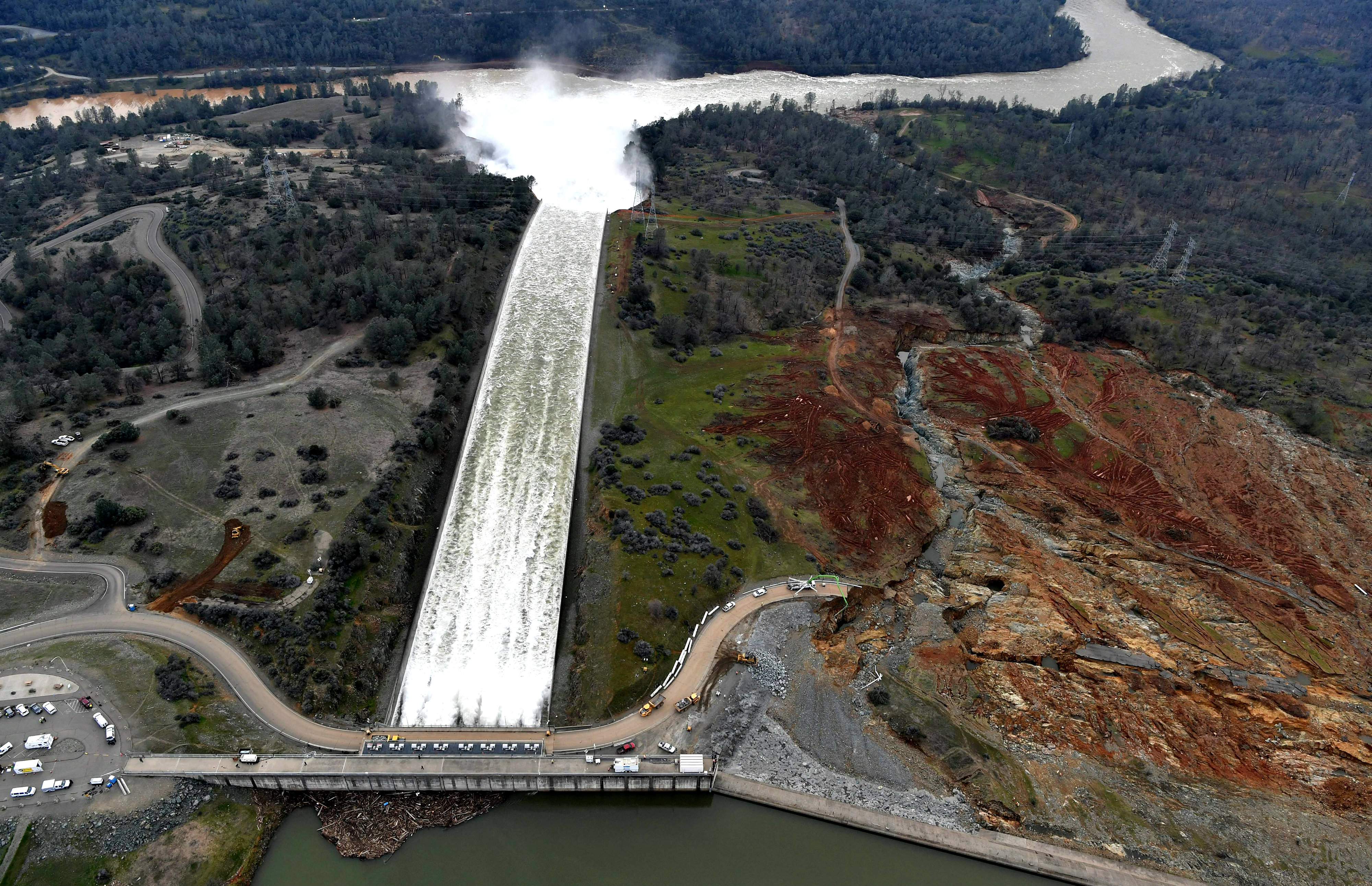 Oroville Crisis