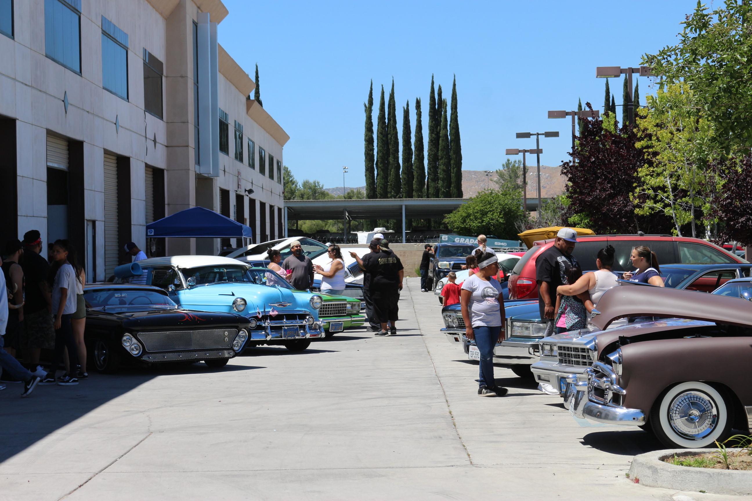The Annual Car Show