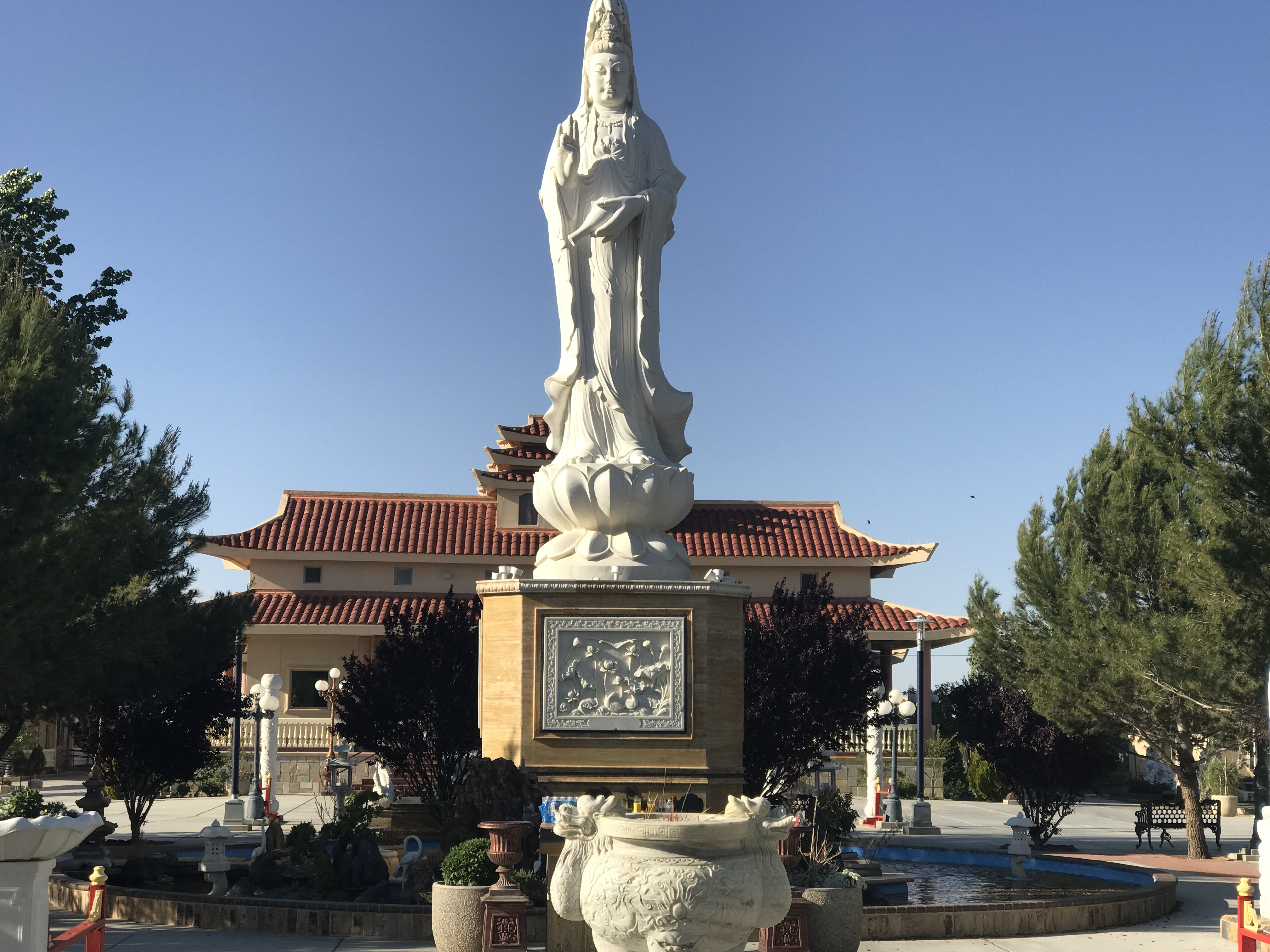 Modern Buddhism in the Inland Empire