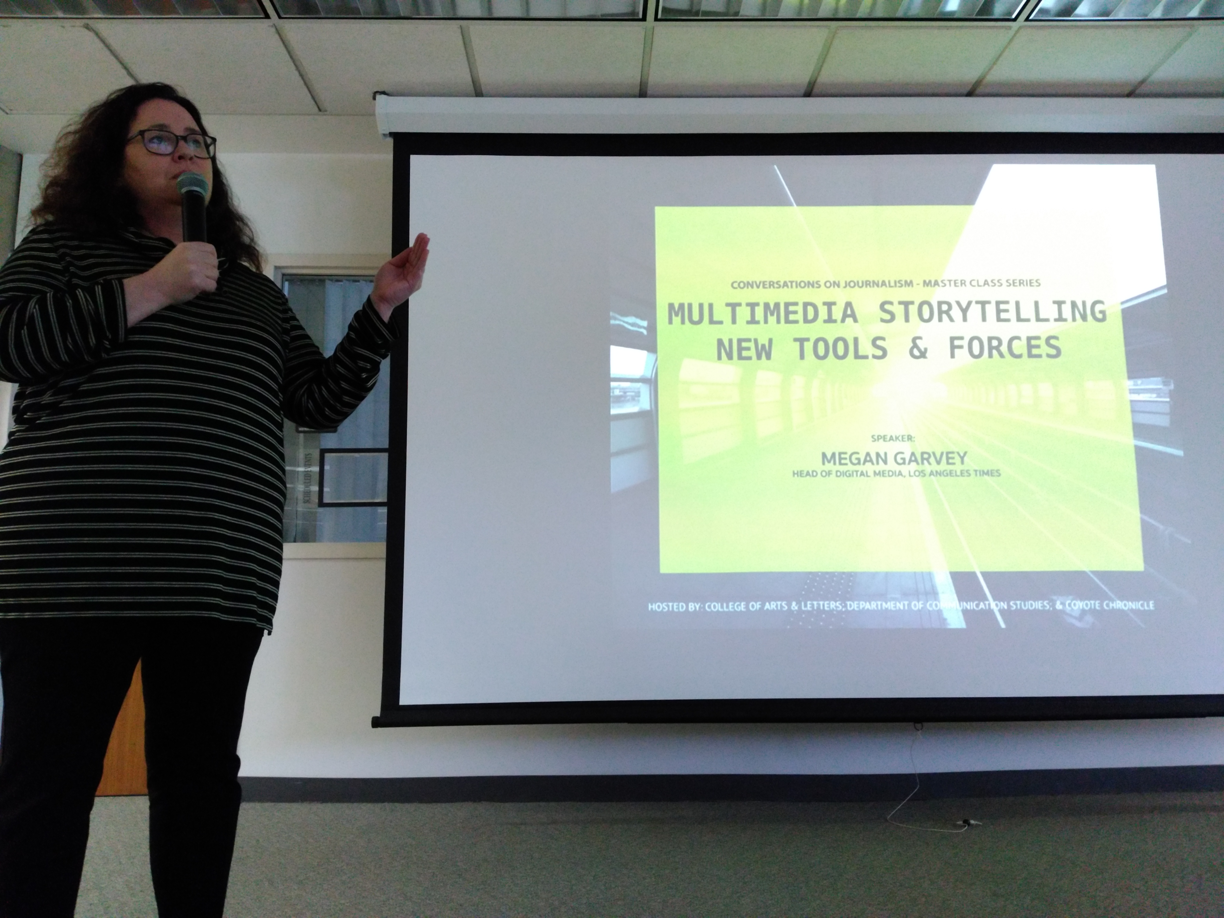 Digital storytelling in contemporary journalism