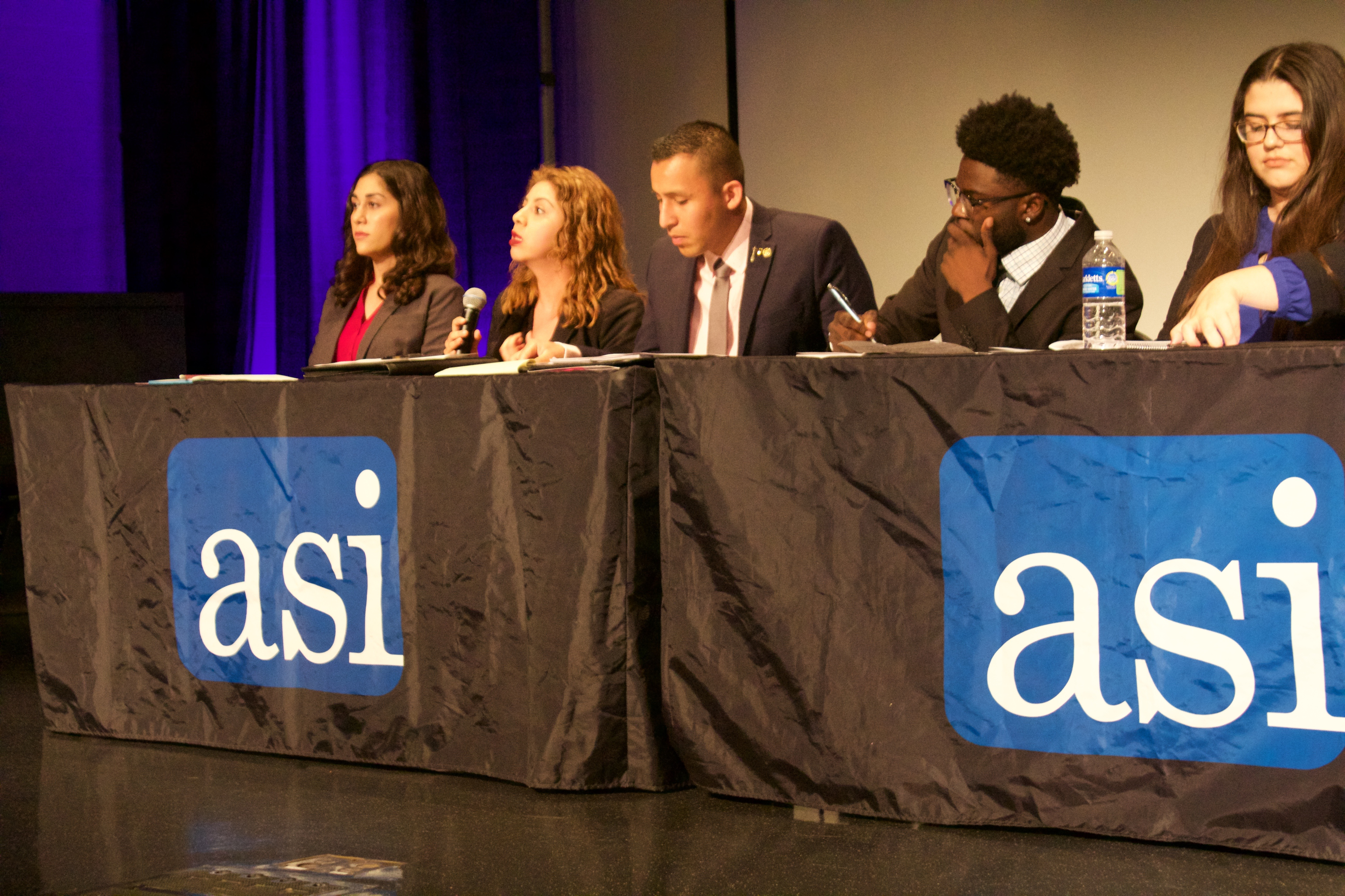 ASI holds forum for upcoming candidates