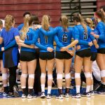 History of Coyote volleyball
