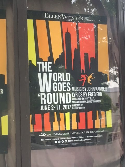 The World Goes' Round