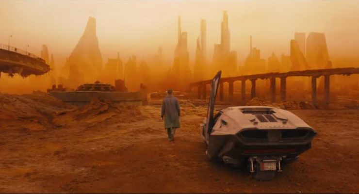 Blade Runner 2049: 35 Years in the Making