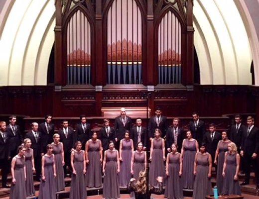 National Collegiate Choral Organization Festival Review