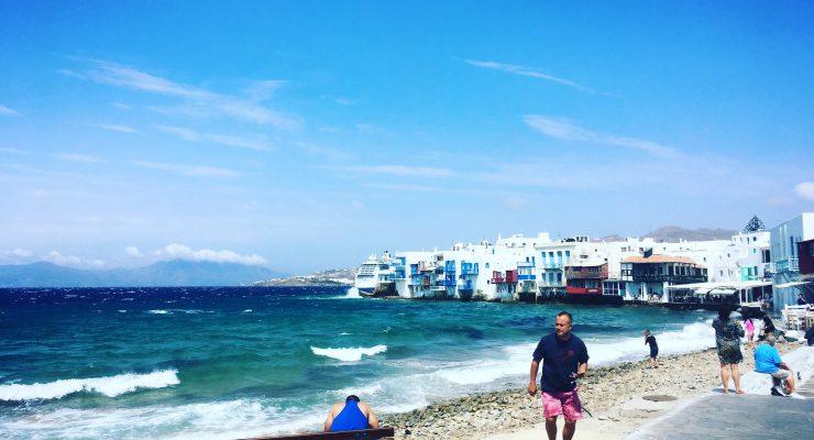 Californian's Guide to Greece