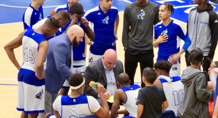 Playoffs are in reach for men's basketball