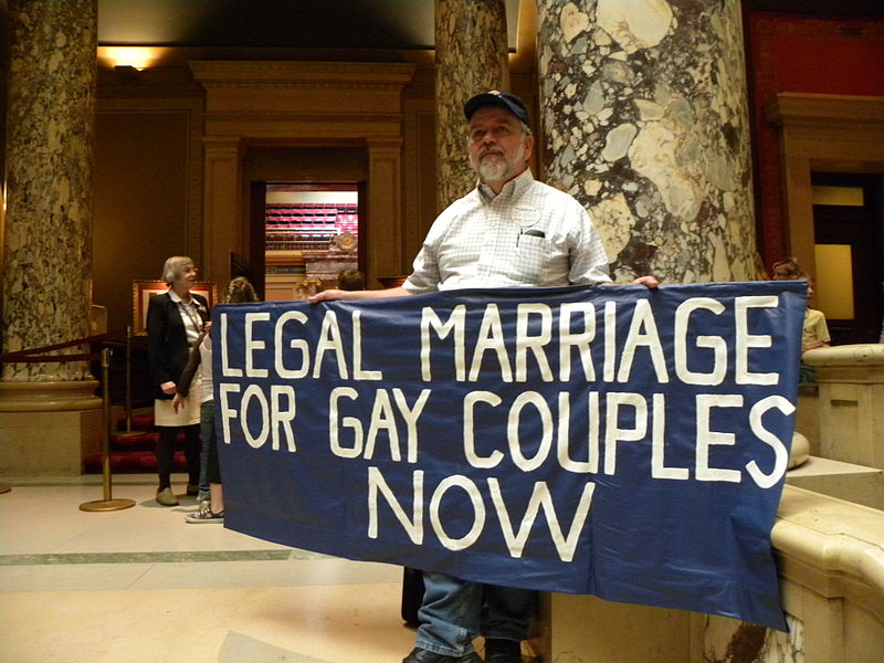NY beats out CA in gay marriage