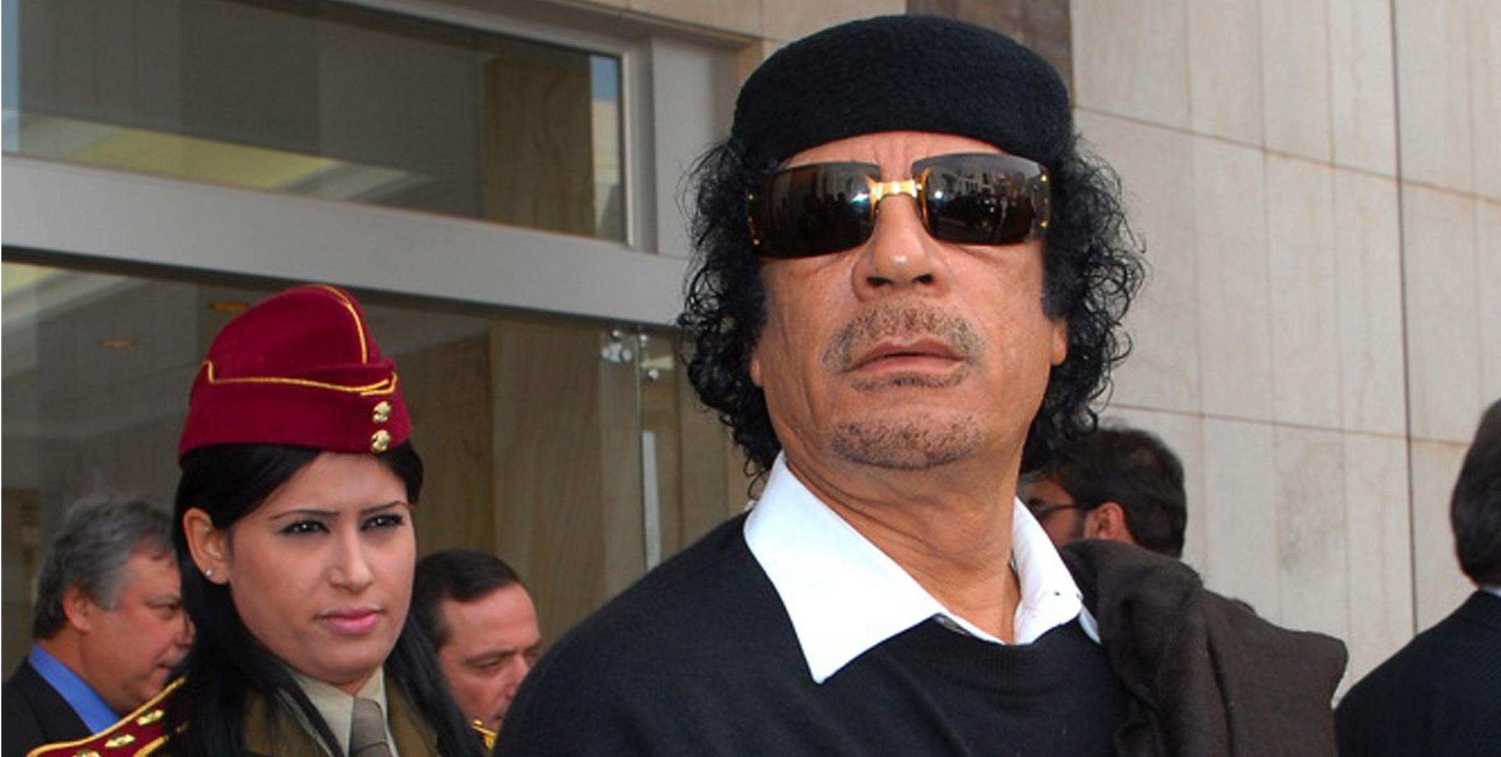 Libya's new age: Gaddafi killed in crossfire