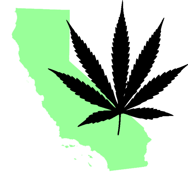 Medical marijuana dispensaries raided. Drop the pot, CA!