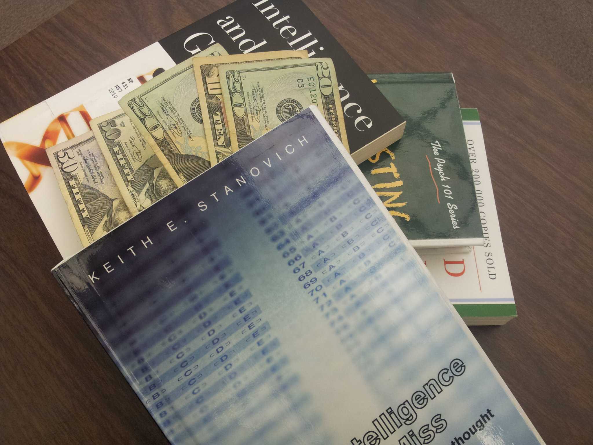 Save money on books the old fashioned way