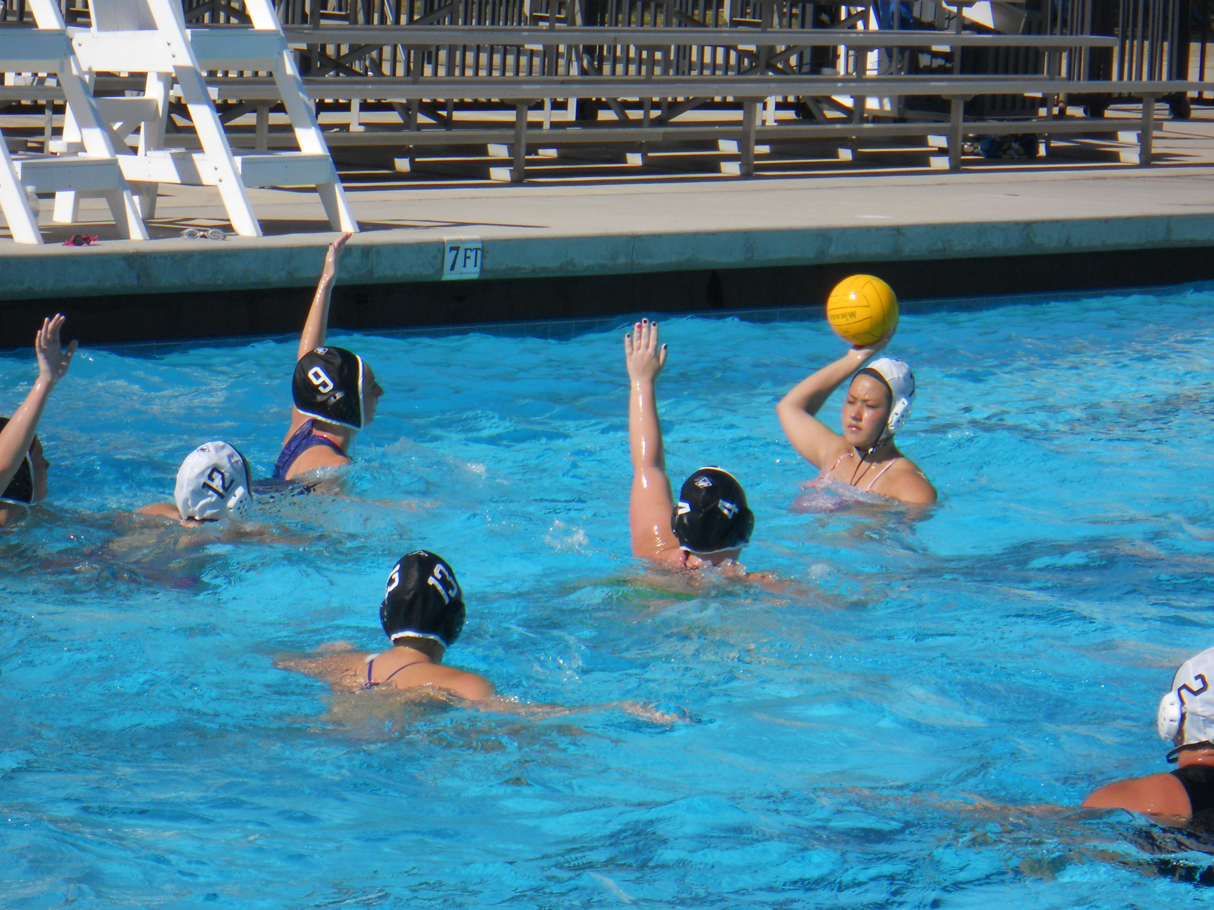Water polo continues to struggle