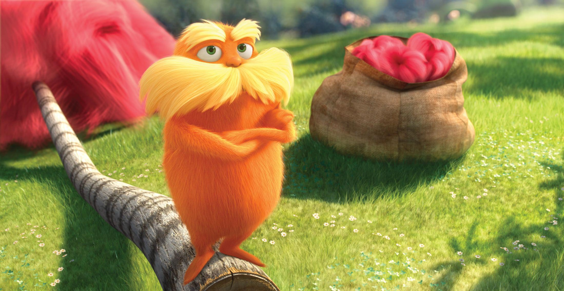 """The Lorax"" is enjoyable, if preachy"