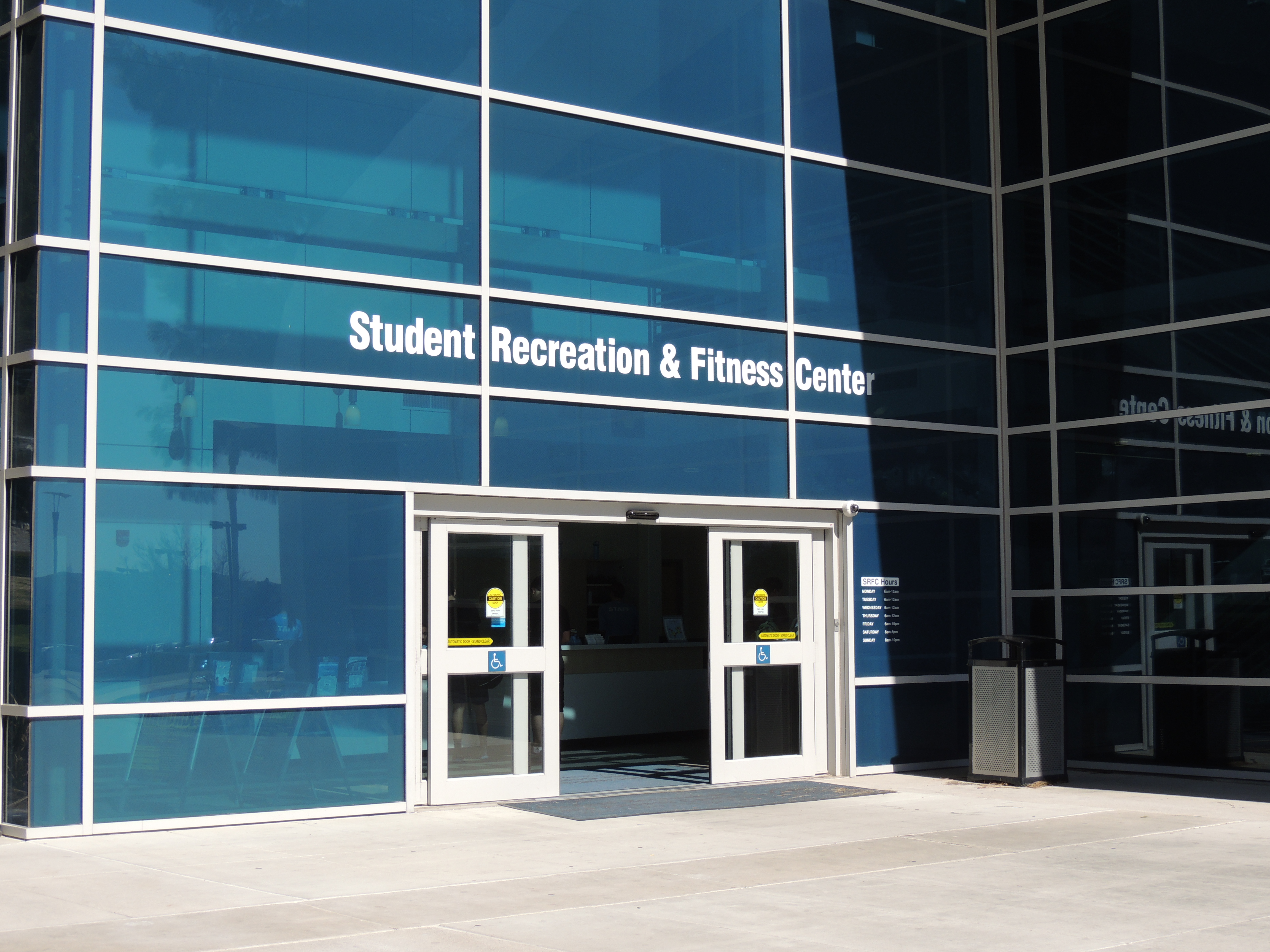 CSUSB Student Recreation and Fitness Center
