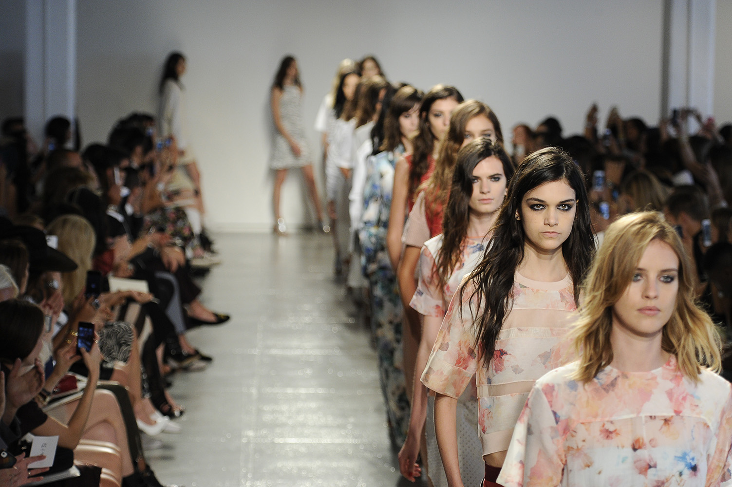 New York Fashion Week inspires affordable looks