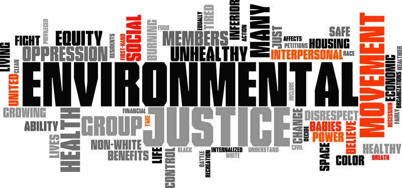 Environmental injustice: Low-income targets