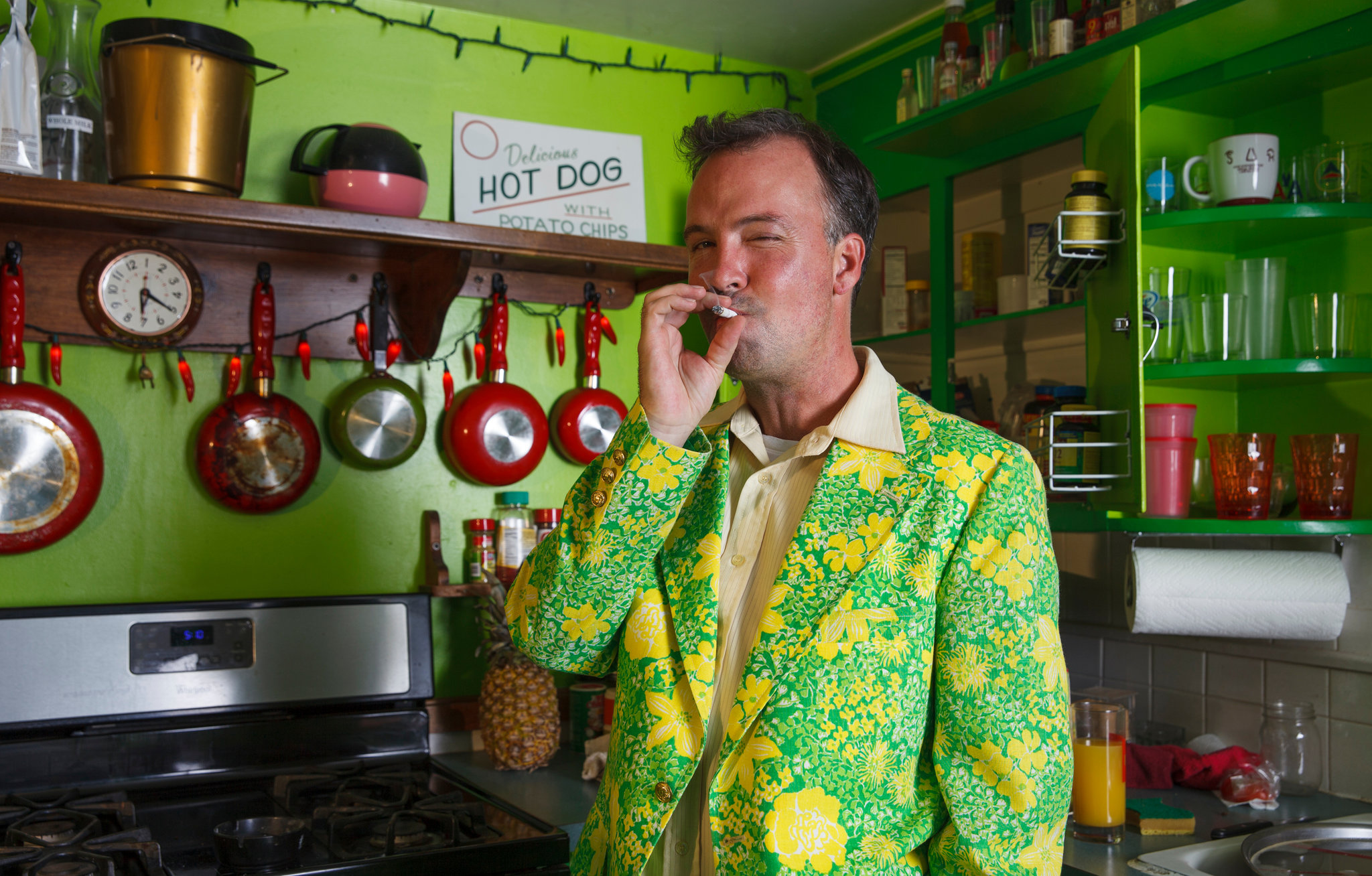 Comedian Doug Stanhope still amongst the elite