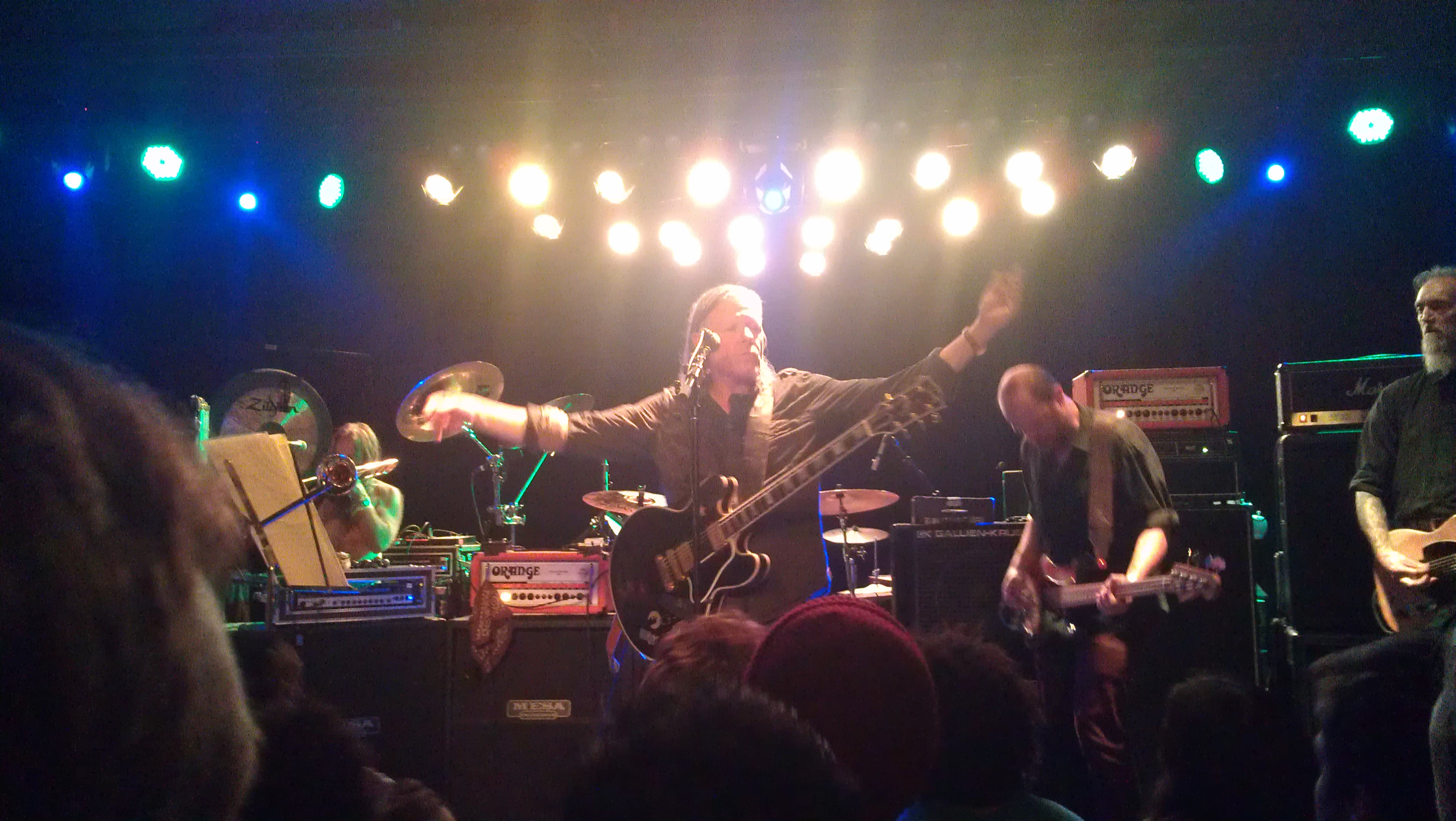 Swans: loudest band on Earth