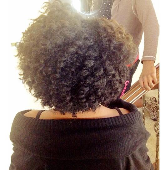 Black women should embrace their hair
