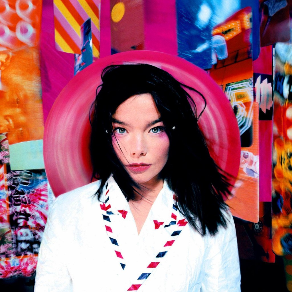 "Bjork's 1995 album ""Post."" 