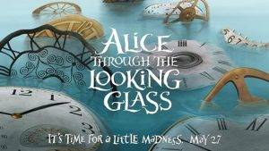 AliceThroughTheLookingGlass2 poster