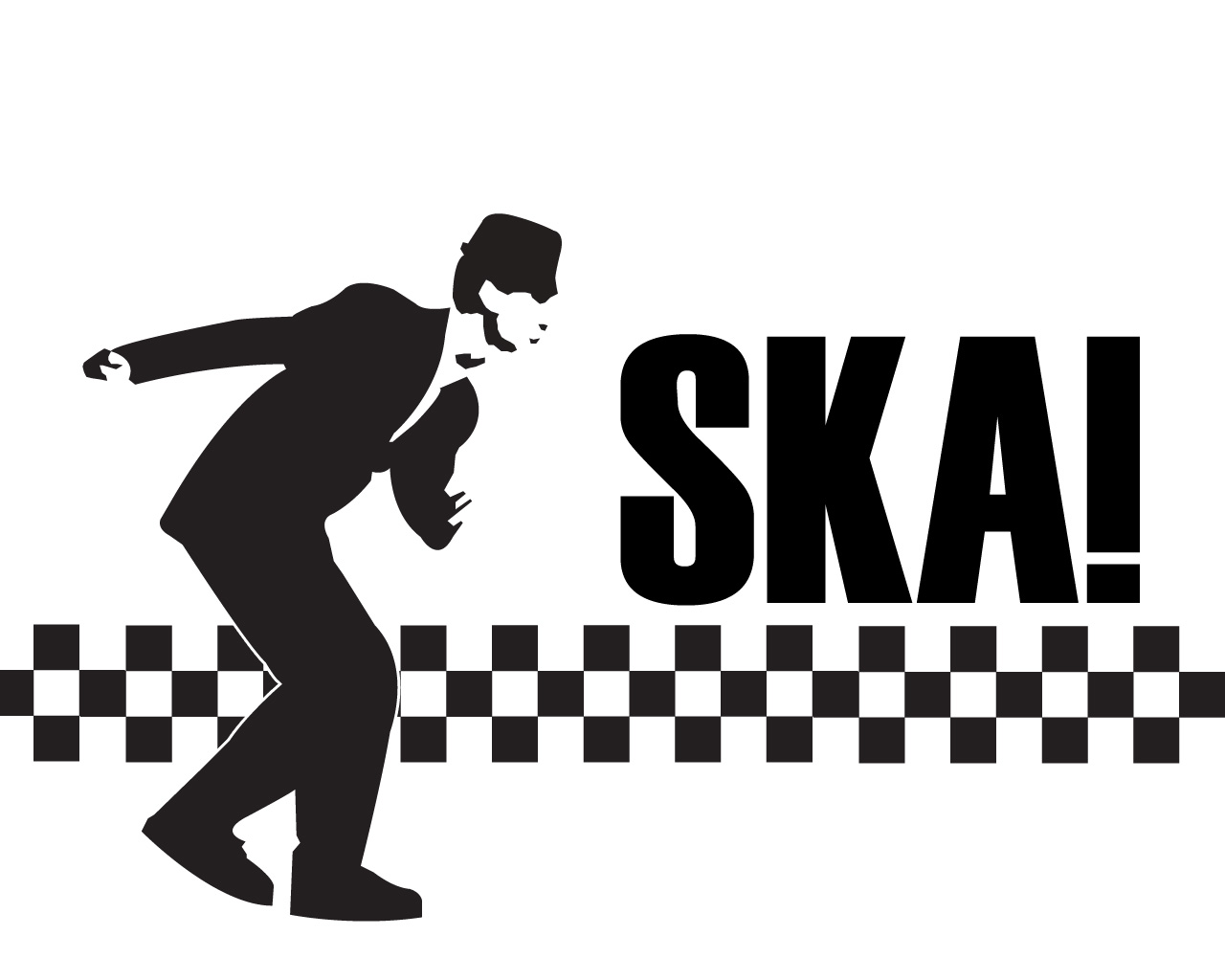 Ska and reggae are distinguishable