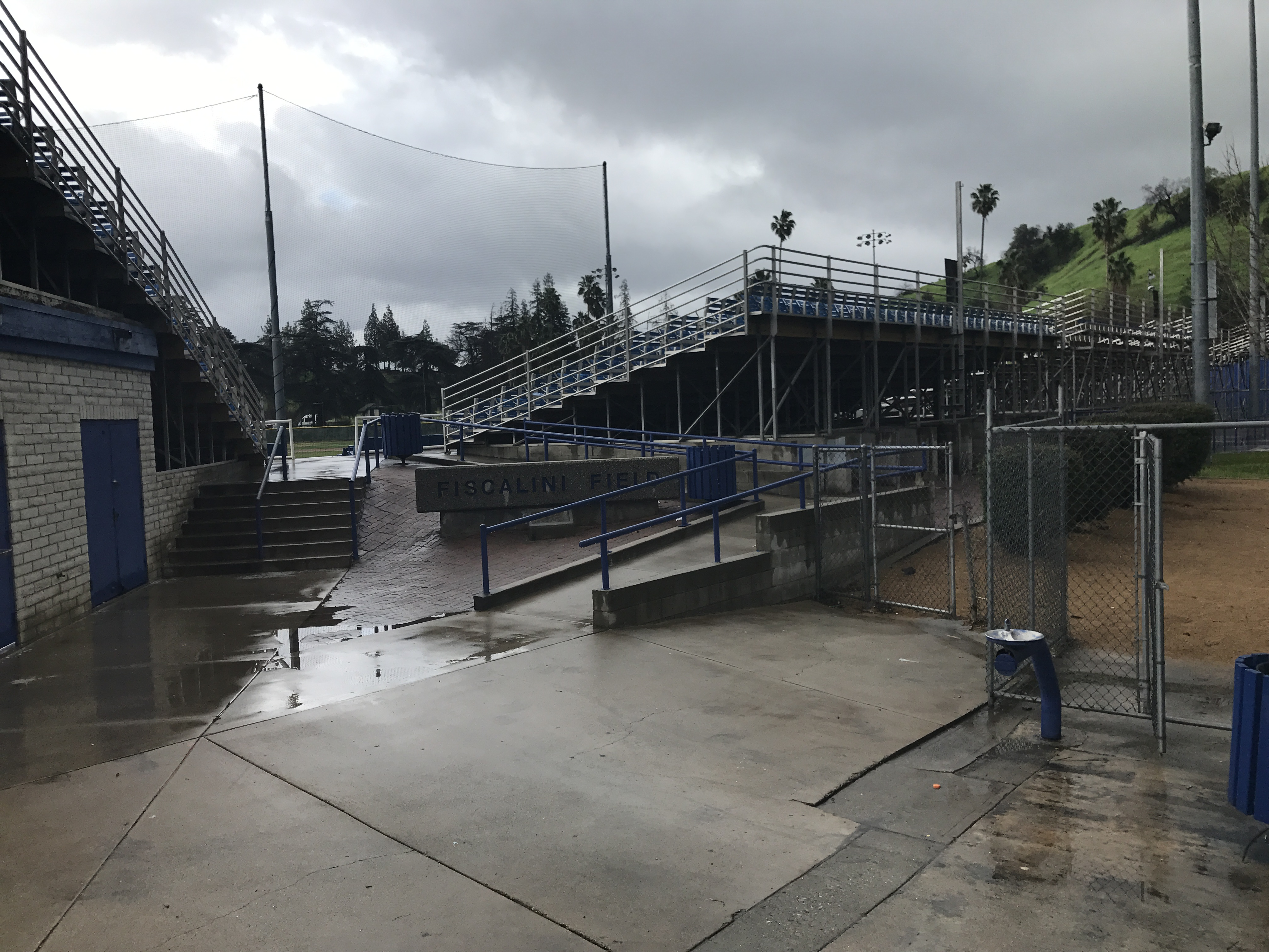 Winter and spring athletic facilities back in use