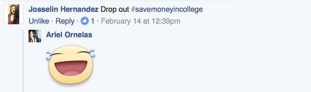 Save Money in College