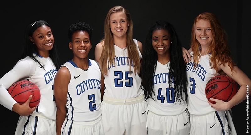 Women's Basketball Seniors