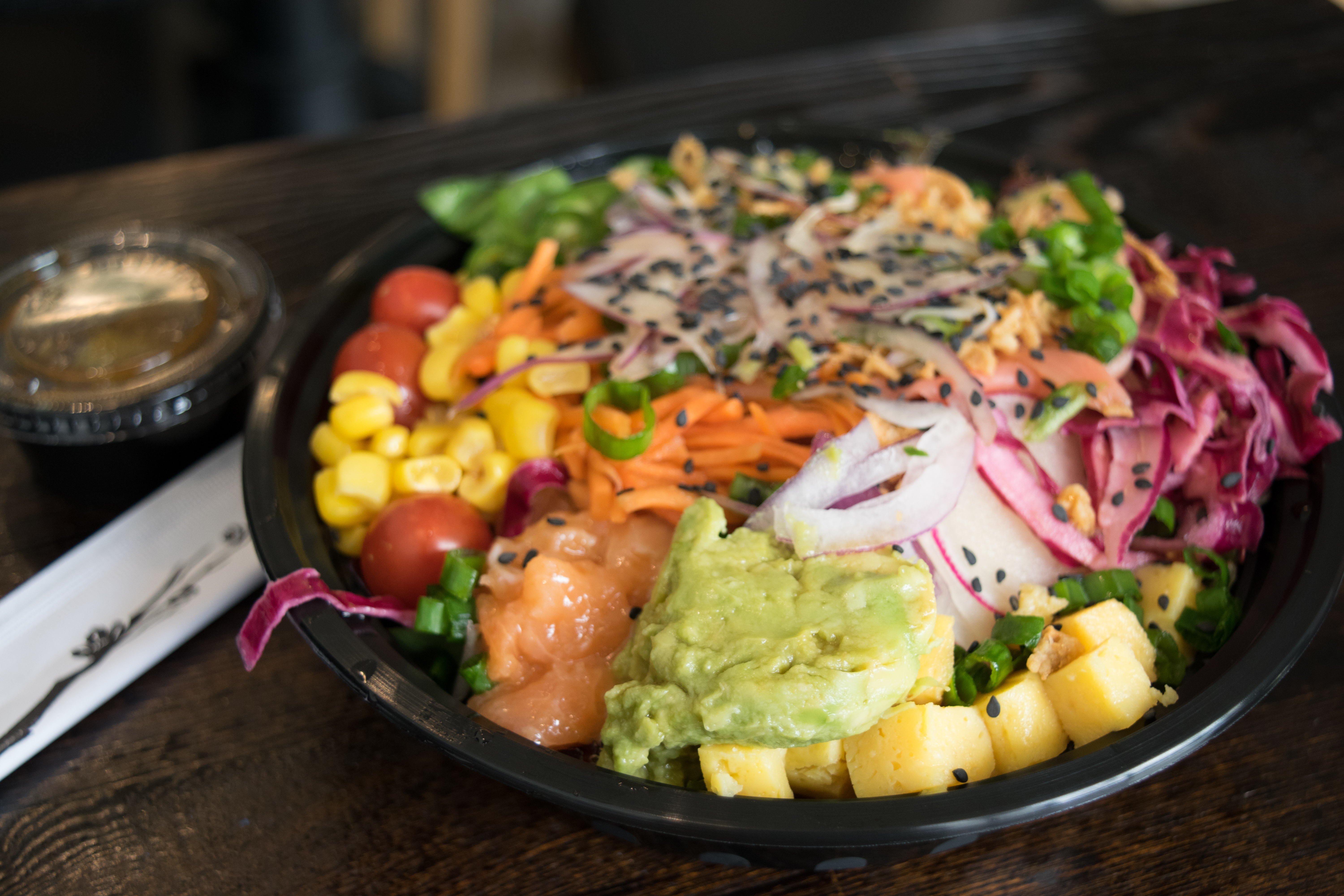 Restaurant Review: Aloha Poke Bowl