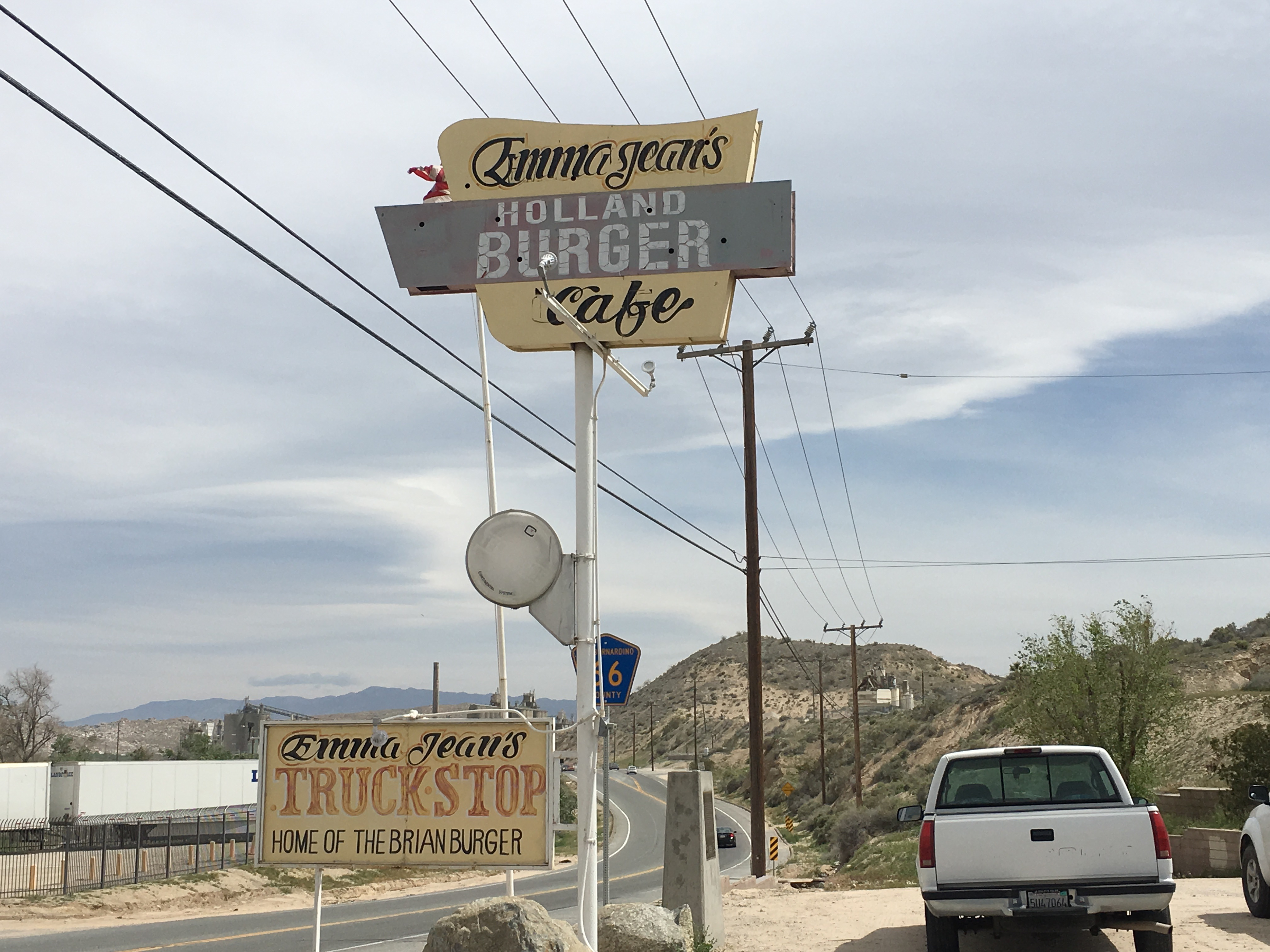 A delicious bite and good vibes on Route 66