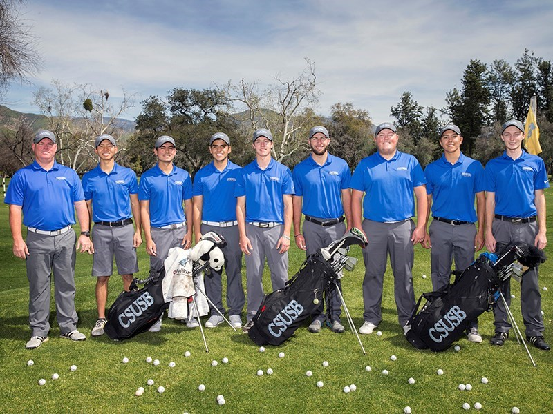 History of CSUSB Golf