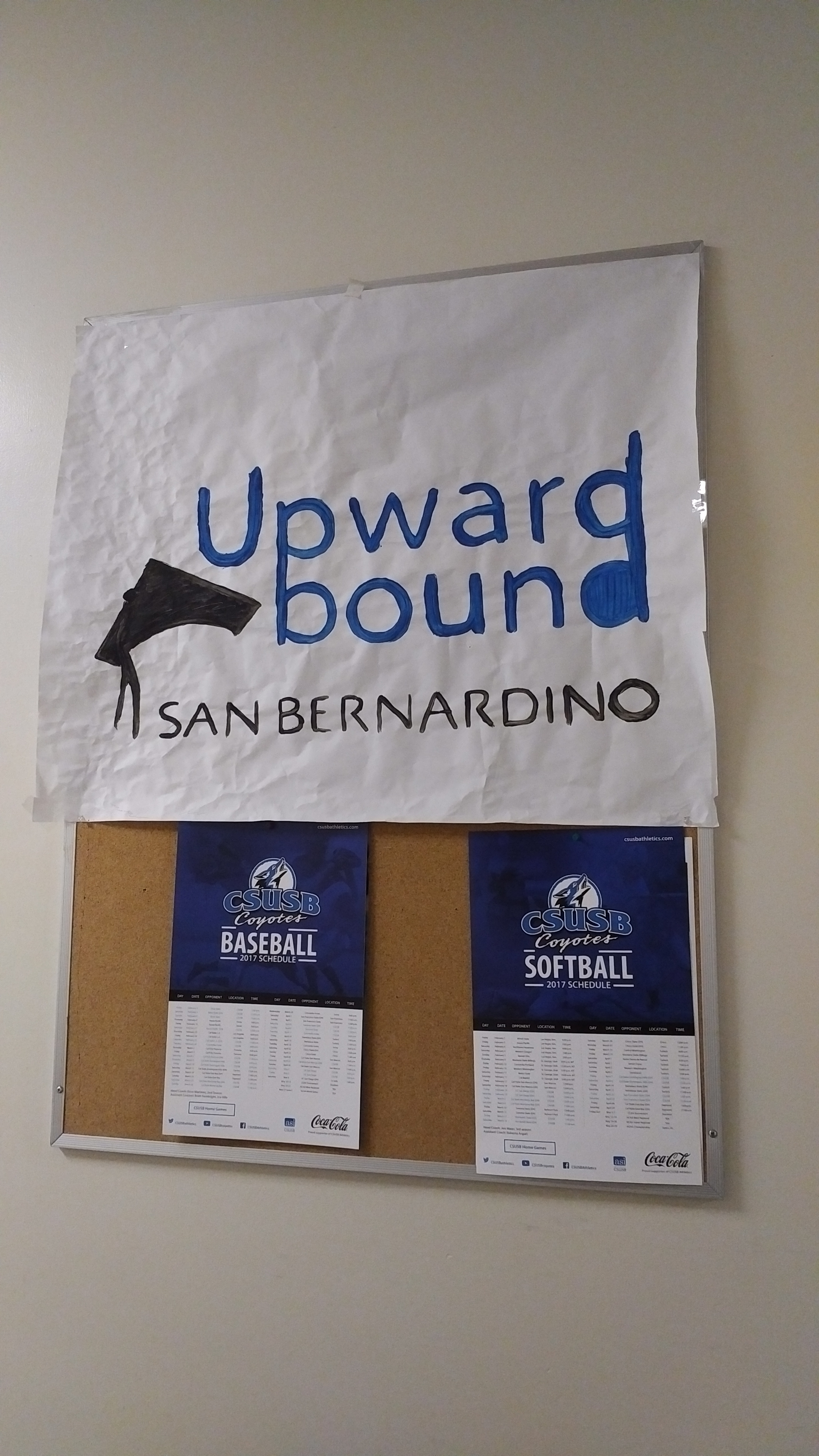 Upward Bound Program Faces Possible Service Interruption